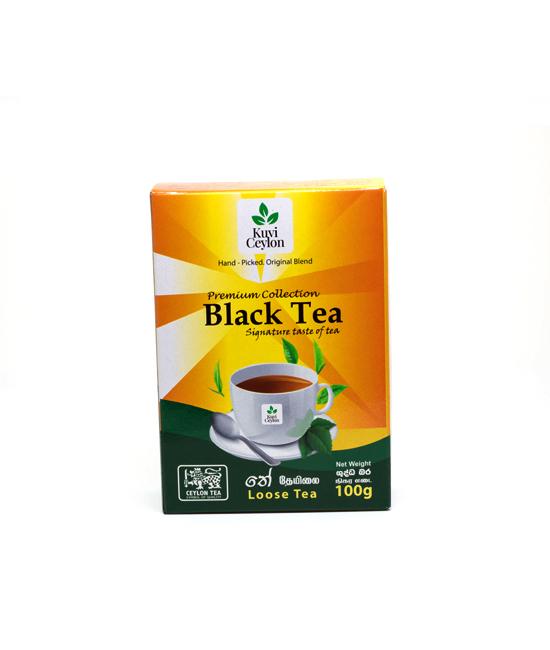 Black Tea Loose 100g