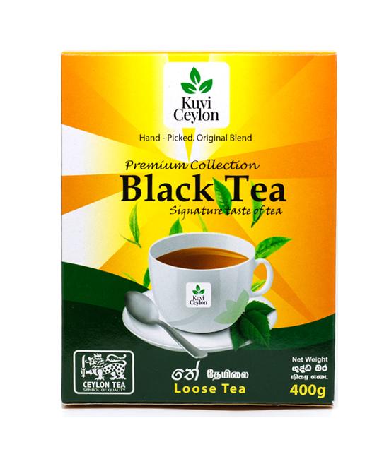 Black Tea Loose 400g