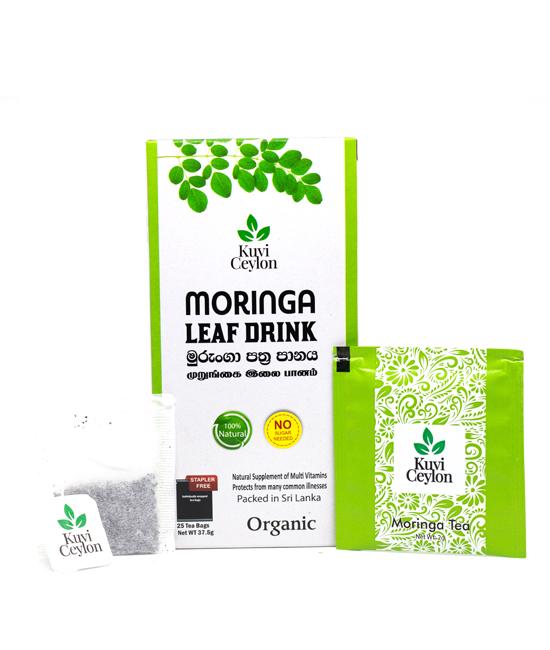 Moringa Leaf Drink