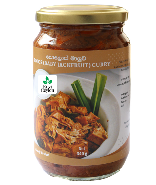 Polos - Baby Jack Fruit Curry